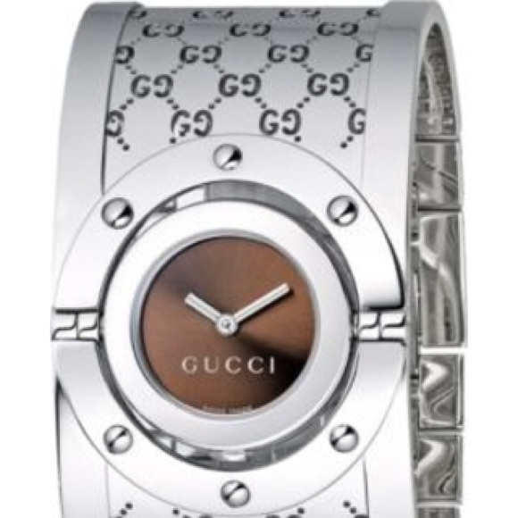 aacbb7f8b7a Gucci Accessories - Gucci women twirl collection watch